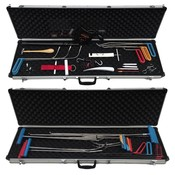 AV Tool Company Set in 2 luxury aluminum cases