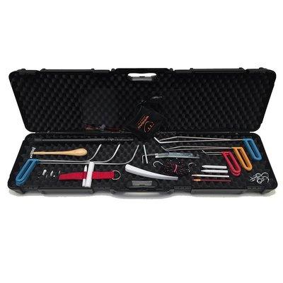 AV Tool Company Set 50 Delig in 2 kunstof koffers