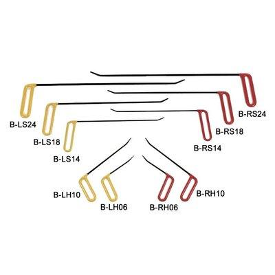 Dentcraft Straight Brace Tool Set