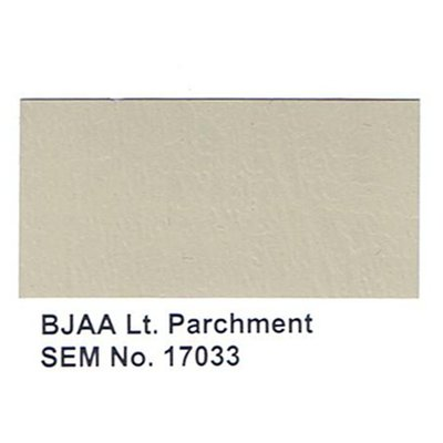 Sem BJAA Lt. Parchment
