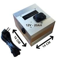 ATP-Products Lithium ion battery 12V 20AH 110V-230V