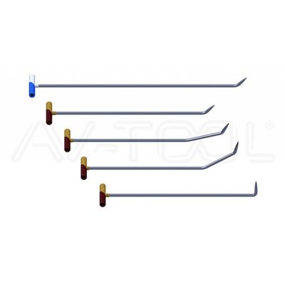 AV Tool  Stainless Steel Rot set