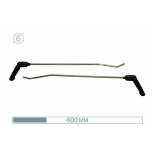 AV Tool 12006-2  40cm ø6 mm Brace Tool 2 pair 45° 15° adj