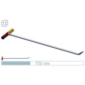 AV Tool 10005 70 CM Stainless Rod 45° Bullet