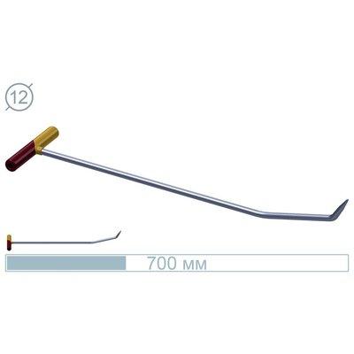 AV Tool 70 CM Stainless Rod 59° Bullet