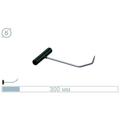 AV Tool 30 CM Stainless Rod 75° Bullet
