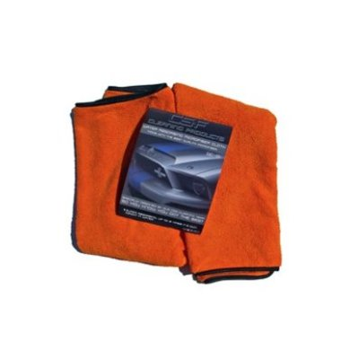 ATP-Products Dual Action Microfiber Cloth