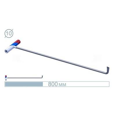 AV Tool 07013 80CM Hook Stainless snake Rod