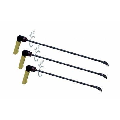 AV Tool 08005-3  Set (3pcs) UZS Tool, handvat verstelbaar
