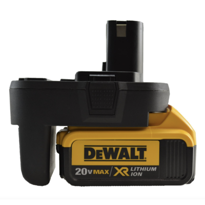 Surebonder DEW-20V  surbonder® to Dewalt® Battery Adapter