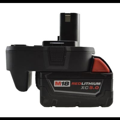 Surebonder MIL-18V   surbonder® to Milwaukee® Battery Adapter