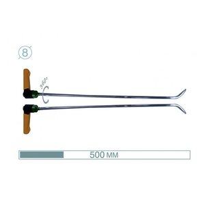 AV Tool 12025-2  50cm ø8 mm Brace Tool 2 pair 45° 15° adj Razor sharp