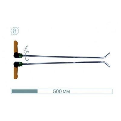 AV Tool 12025-2  Set (2pcs) 50 cm, ø8 mm UZS Tool, handvat verstelbaar