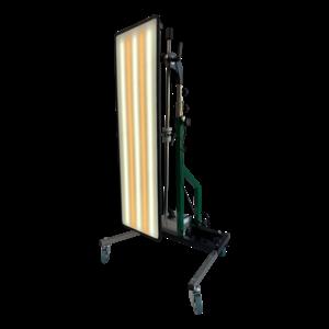 AV Tools 04001-CH PRO Chubby 6 LED'S MET DIMMER