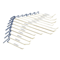 A1-tool 14-R Stainless Steel Rod Set