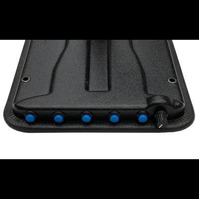 AV Tool 04065 W HD 5-LED-strips met dimmer en Makita batterij connector