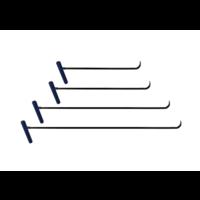AV Tool 08008-4R Black Hunter Brace Tools 4PCS