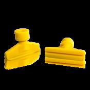 Laka Tools Dent tab adapter yellow 35x10mm