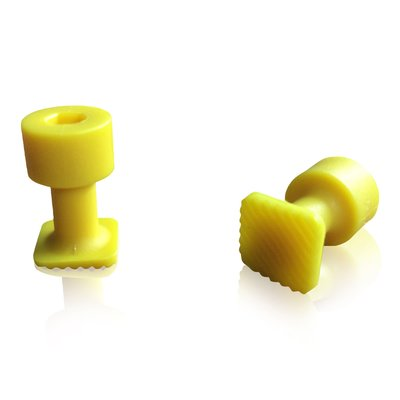 Laka Tools Dent tab adapter yellow 12x12mm 5 PCS