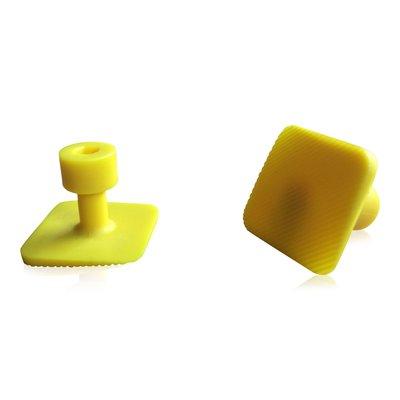Laka Tools Dent tabadapter geel 27x27mm