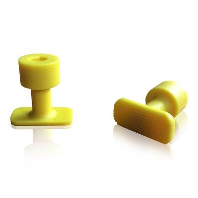 Laka Tools Dent tabadapter geel 20x10mm