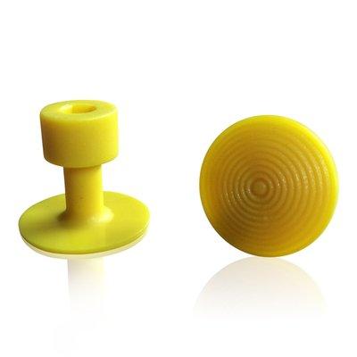 Laka Tools Dent tab adapter yellow 22mm 5 PCS