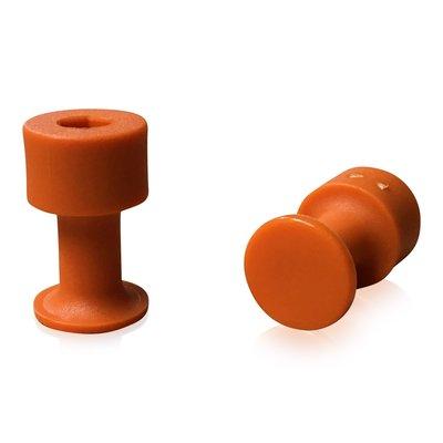 Laka Tools Dent tabadapter oranje 12mm 5 stuks