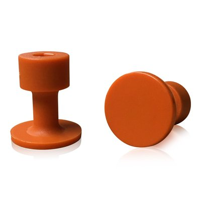 Laka Tools Dent tabadapter oranje 18mm 5 stuks