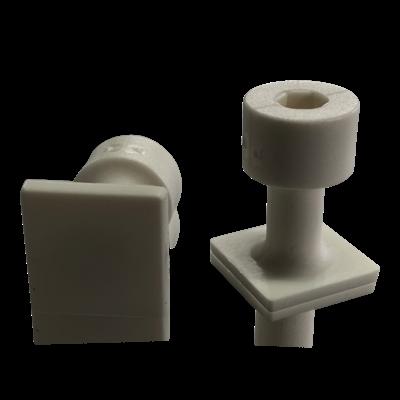 Laka Tools Dent tab adapter white 15x15mm 5 PCS
