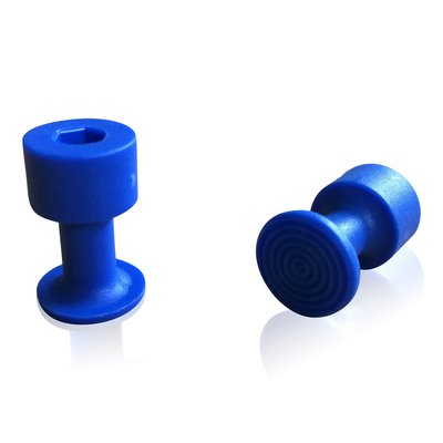 Laka Tools Dent tabadapter blauw 13mm 5 stuks