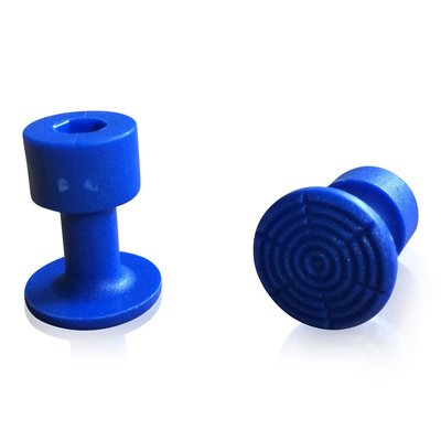 Laka Tools Dent tabadapter blauw 16mm 5 stuks