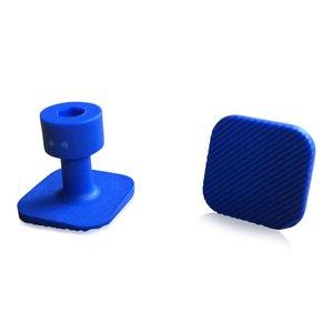 Laka Tools Dent tabadapter blauw 21x21mm 5 stuks