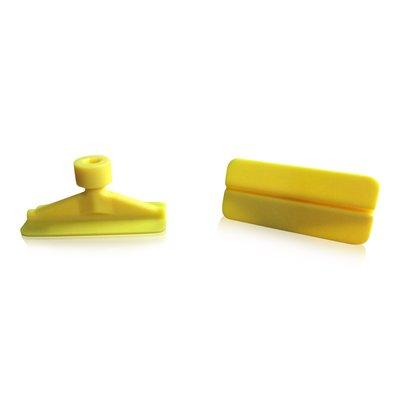 Laka Tools Dent tab adapter yellow 50x23mm