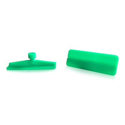 Laka Tools Dent tab adapter green 80x29mm