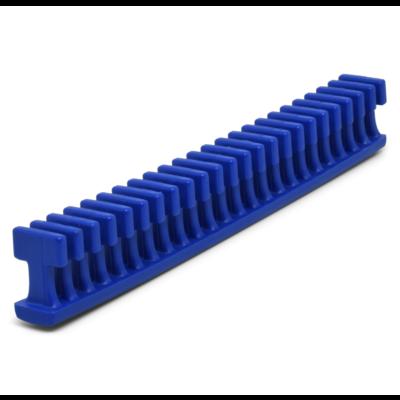 "Keco 12,5 mm blauwe flexibele lijmtab - 6 """