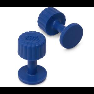 Keco Dead Center Glue Tabs (5 stuks) 13 MM
