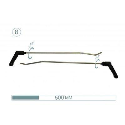 AV Tool 50cm ø8 mm Brace Tool 2 pair 45° 15° adj