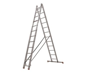 Altrex All Round - aluminium ladder - 2-delig reform 5,65m