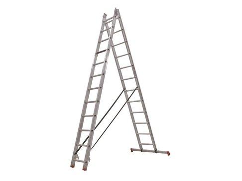 Altrex All Round - aluminium ladder - 2-delig reform 5,65m