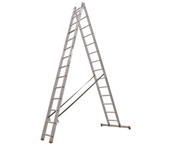 Altrex All Round - aluminium ladder - 2-delig reform 6,15m