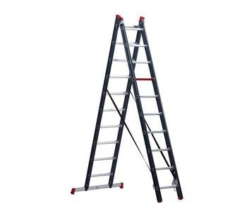 Altrex Atlantis - aluminium ladder - 2-delig reform 4,6m