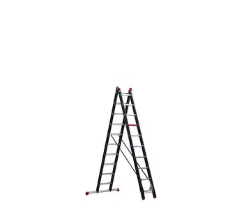 Altrex Mounter - aluminium ladder (gecoat) - 2-delig reform 5,0m