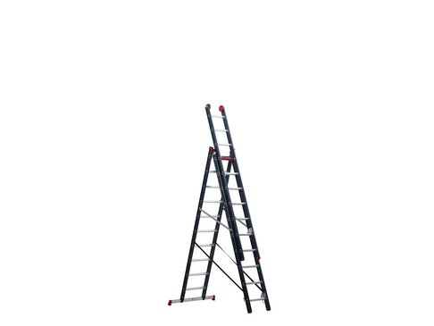Altrex Atlantis - aluminium ladder - 3-delig reform 7,7m