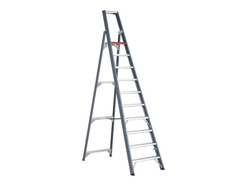 Altrex Falco enkele trap- (gecoat) 4,35m