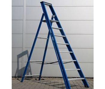 DAS Hercules 'Blue' enkele trap - gecoat 2,25m