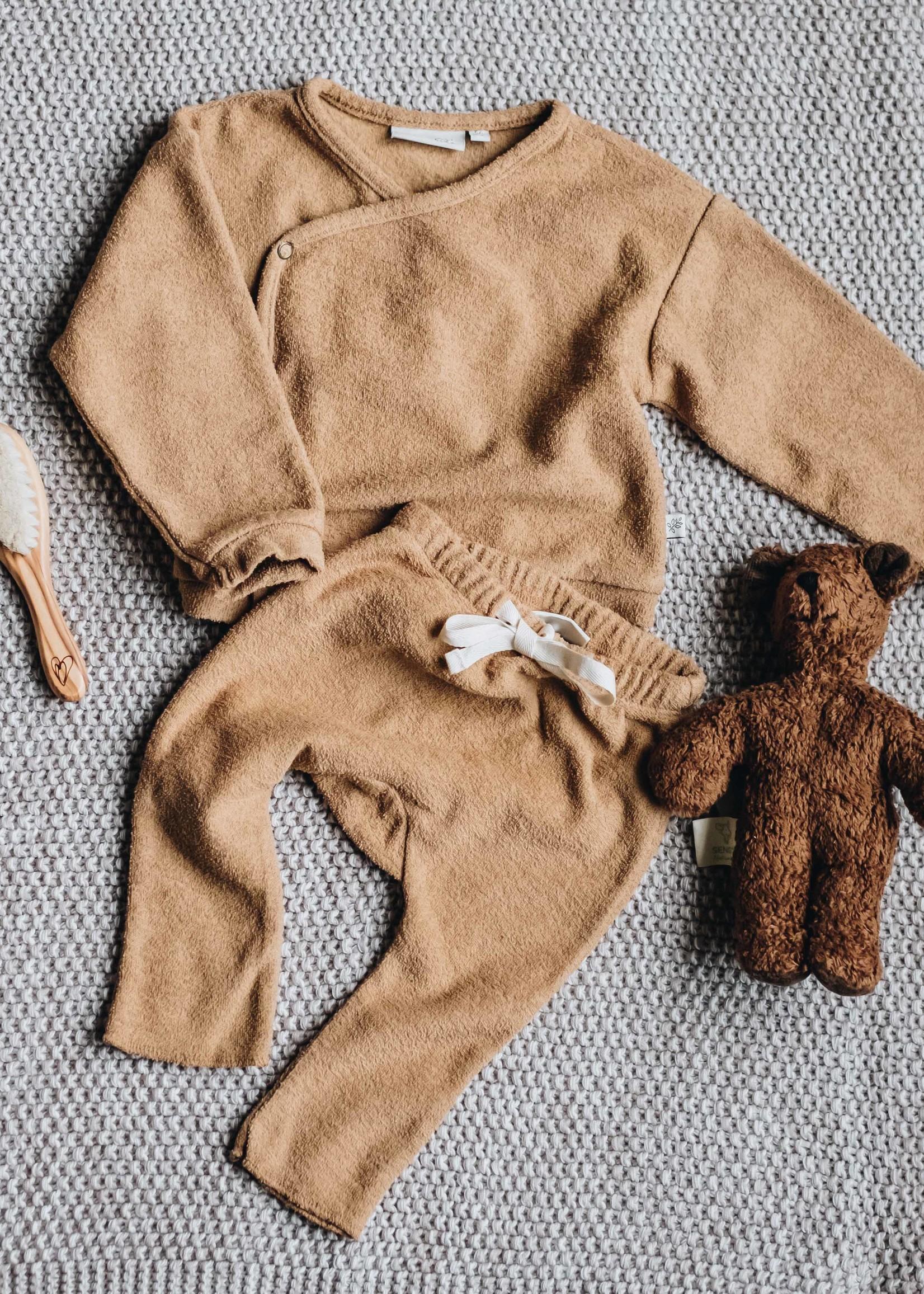 Blossom Kids Baby pants - Cumin
