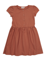 Blossom Kids Dress - Dusty Coral