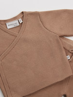 Blossom Kids PRE-ORDER - Knitted Cardigan Baby - Latte