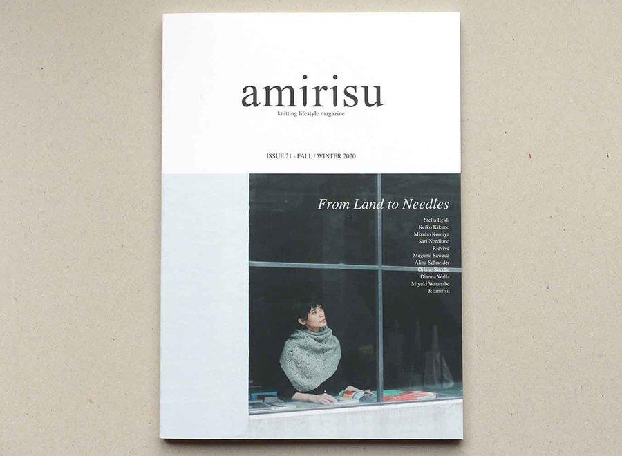 amirisu 21 - From Land to Needles 2020