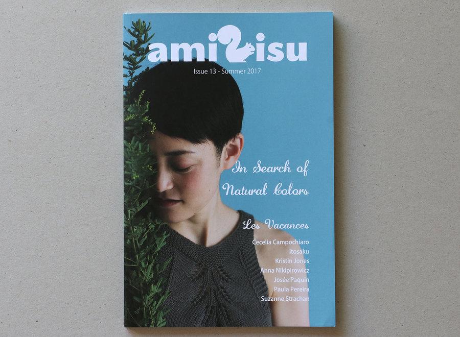 Amirisu 13 - In Search of Natural Colors  2017